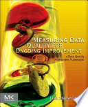 Measuring Data Quality for Ongoing Improvement Book