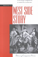 Readings on West Side Story