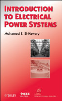 Introduction to Electrical Power Systems Book