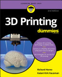 Pdf 3D Printing For Dummies Telecharger