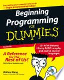 List of Dummies Programming E-book