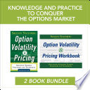 The Option Volatility and Pricing Value Pack Book