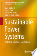 Sustainable Power Systems