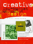 Creative Low Budget Publication Design