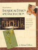 Theatrical Design And Production PDF