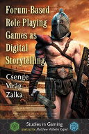 Forum Based Role Playing Games as Digital Storytelling