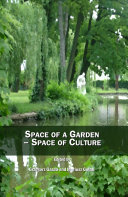 Space of a Garden – Space of Culture Book