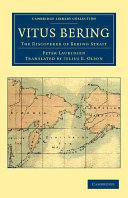 Vitus Bering: The Discoverer of Bering Strait