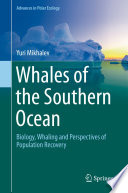 Whales of the Southern Ocean