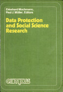 Data Protection and Social Science Research