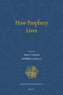 Pdf How Prophecy Lives