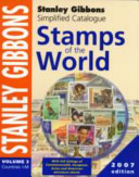 Stanley Gibbons Simplified Catalogue of Stamps of the World in Colour