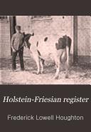 The Holstein Friesian Register