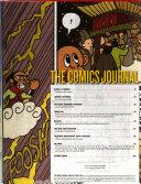 The Comics Journal Book
