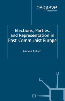 Elections, Parties and Representation in Post-Communist Europe [Pdf/ePub] eBook