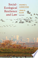 Social Ecological Resilience And Law Book PDF