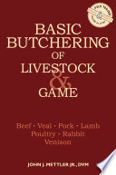 Basic Butchering Of Livestock Game PDF