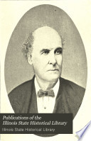 Publications of the Illinois State Historical Library