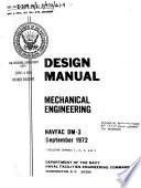 Design Manual  Mechanical Engineering