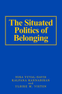 The Situated Politics of Belonging