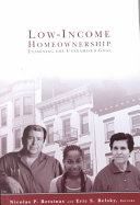 Low income Homeownership