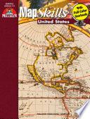 Map Skills - United States (eBook)
