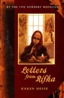 Letters from Rifka Pdf/ePub eBook