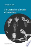 Pirandello Six Characters In Search Of An Author
