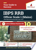 IBPS RRB Officer Scale 1 (Mains) Exam 2020 | 10 Mock Tests + 15 Sectional Tests