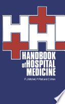 Handbook of Hospital Medicine