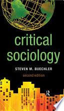 Critical Sociology