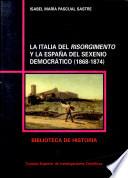 La Italia del Risorgimento y la España del sexenio democrático (1868-1874)