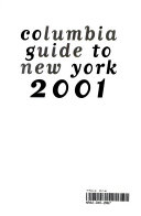 Columbia Guide to New York