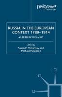 Russia in the European Context, 1789–1914 Pdf/ePub eBook
