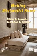 Making Minimalist Home