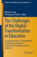 The Challenges of the Digital Transformation in Education