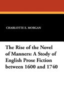 The Rise of the Novel of Manners [Pdf/ePub] eBook