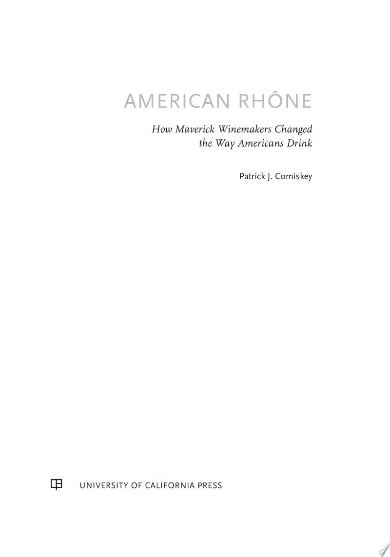 American Rhone