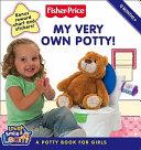 FisherPrice   Potty Book for Girls Book