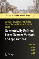 Geometrically Unfitted Finite Element Methods and Applications [Pdf/ePub] eBook