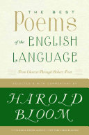 The Best Poems of the English Language
