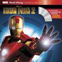 Iron Man 2 Read Along Storybook and CD
