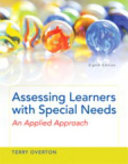 Assessing Learners with Special Needs