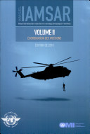 IAMSAR MANUAL VOLUME II, 2010 French Edition