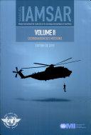 IAMSAR MANUAL VOLUME II, 2010 French Edition