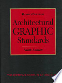 Ramsey/Sleeper architectural graphic standards  , Band 9