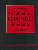 Ramsey Sleeper architectural graphic standards Book PDF