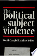 The Political Subject Of Violence