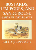 Bustards, Hemipodes, and Sandgrouse