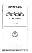 Broadcasting Radio Stations of the United States